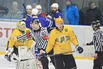 2. čtvrtfinále play-off II. hokejové ligy, sk. Východ  HK Nový Jičín - VHK Vsetín 1:3