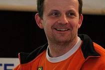 Tomáš Tomeček pobesedoval s příznivci rallye ve Skotnici.