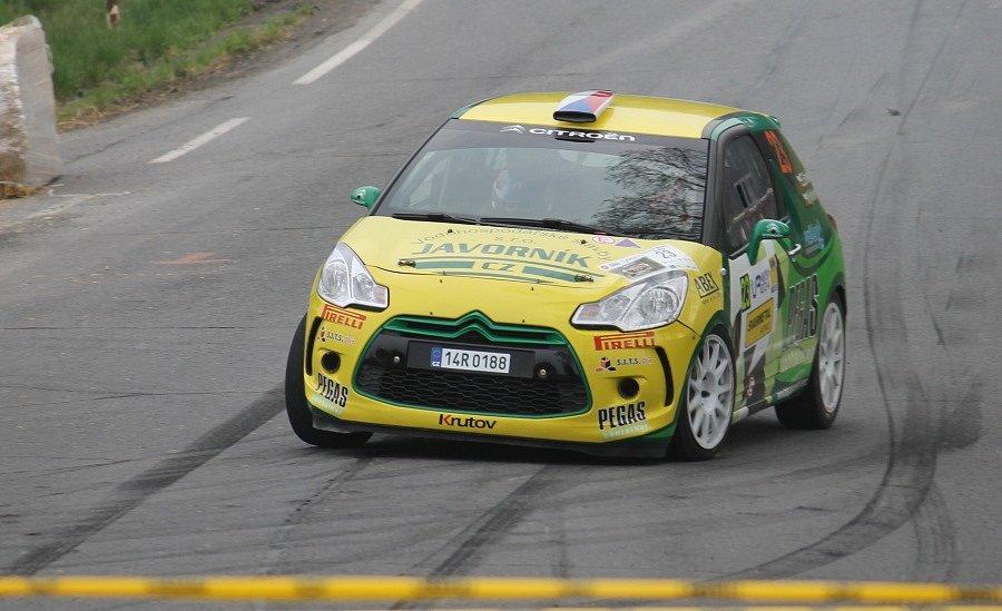 Valašské rally 2014