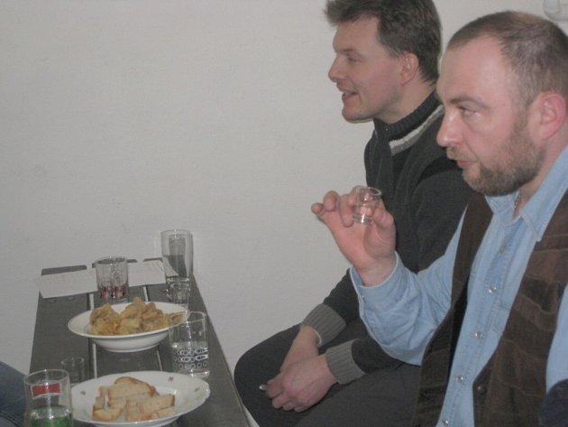 O nejlepší jičinskou slivovici, O nejlepší jičinský tvarohový koláč, to byly dvě kategorie v nichž soutěžili nejen obyvatelé Jičíny, místní části Starého Jičína.