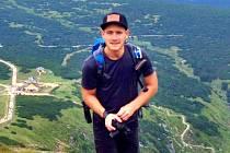 Martin Dostalík je velkým milovníkem cestování a horské turistiky.
