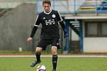 Michal Kovář, hrající trenér Fulneku