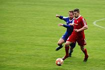 Fotbalisté Nového Jičína prohráli v Přerově