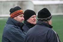 Pavel Pumprla (vlevo).