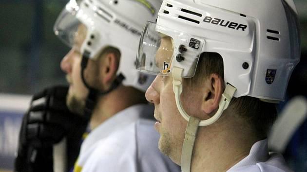 Hokejisté Studénky, kteří hrají celou sezonu mimo svůj stadion, rozhodně nechtějí končit před branami semifinále.
