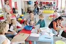 Rodinné centrum Fajn club ve Fulneku nabízí rodičům i dětem program plný zajímavých aktivit.