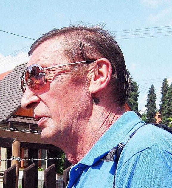 Jaroslav Uvízl, 59 let, Nový Jičín