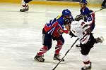 Hokejisté Nového Jičína doma prohráli s Frýdkem-Místkem.