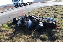 Nehoda se stala v úterý 5. března odpoledne.
