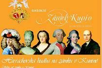 Harrachovská hudba na zámku v Kuníně.