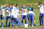 Divizní fotbalisté Nového Jičína nejprve v průběhu minulého týdne vypadli z poháru MOL Cup, když nestačili na druholigové Vítkovice, ale v neděli pak najeli zpátky na vítěznou vlnu, když v pokračování divize vyloupili Ústí.