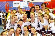 Tým FunTime Nový Jičín patří mezi tuzemské špičky moderního a rychle se rozvíjejícího cheerleadingu.