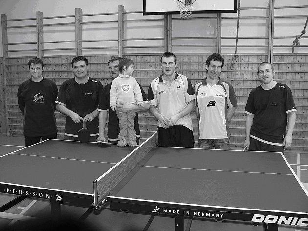 Stolní tenisté TJ MSV Studénka postoupili do III. ligy.