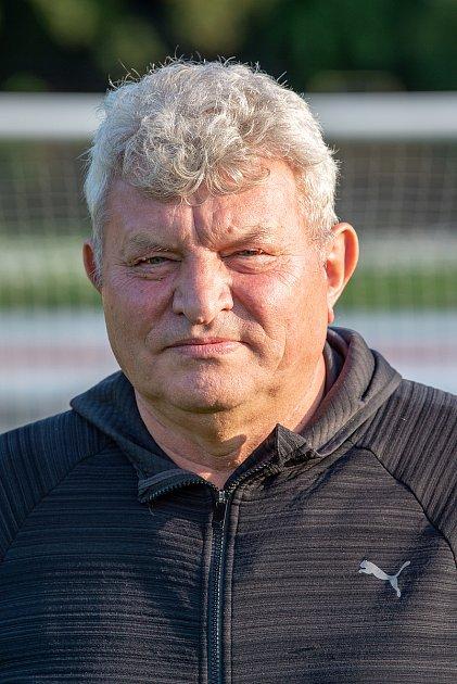 Fotbalový klub FC Kopřivnice, 24.září 2020.Radomír Kalich - trenér
