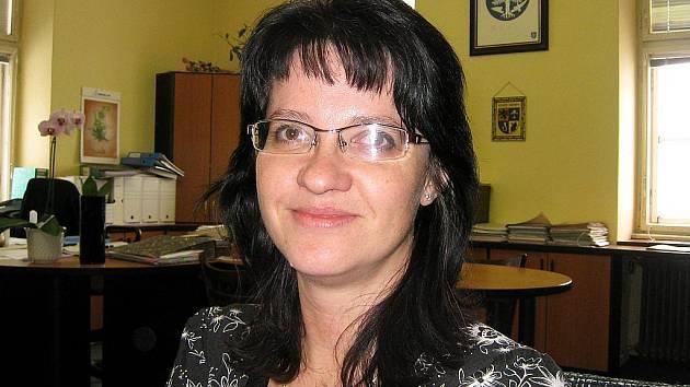 Dagmar Novosadová, starostka Kunína.