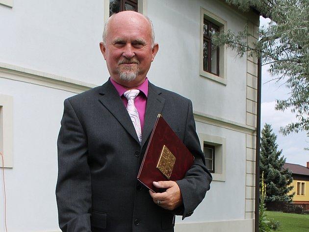 Starosta Vražného, Vladimír Nippert.