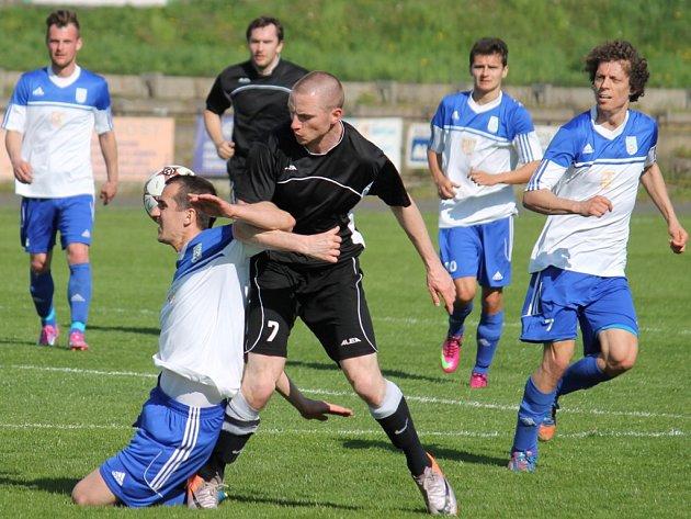 FK Nový Jičín – FK Kozlovice.