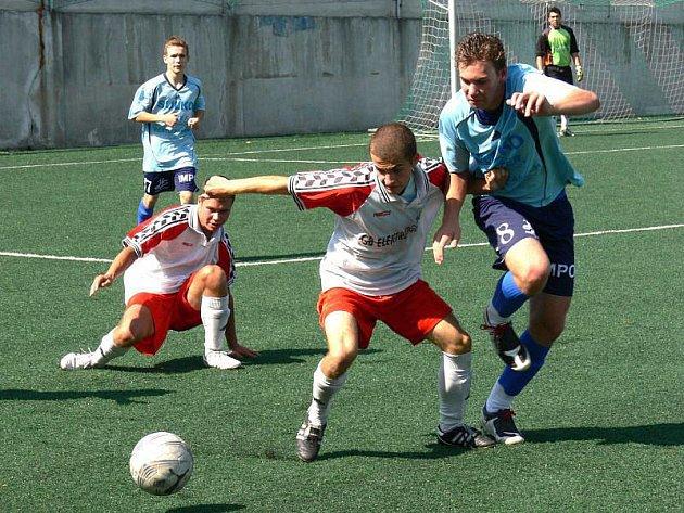 FK Nový Jičín – SK Sulko Zábřeh 2:3