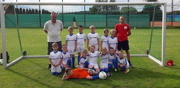 AFC Veřovice, mladší přípravka