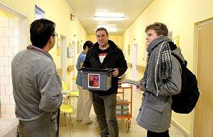 Volby v novojičínské nemocnici