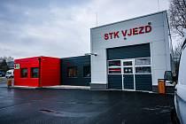 V Novém Jičíně je v provozu jedna z nejmodernějších linek STK.
