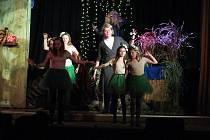 V muzikálu Eulálie se objeví okolo pětatřiceti dětí na pódiu a další hrají v orchestru.