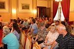 Okolo čtyřiceti obyvatel Texasu, potomků bývalých obyvatel z Frenštátska, navštívilo ve středu 19. června Frenštát pod Radhoštěm.