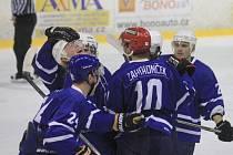 Hokejisté Nového Jičína vyzvou ve čtvrtfinále play-off favorizovanou Porubu.