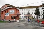 Očkovací centrum v Novém Jičíně nebude přímo v areálu nemocnice ale přes cestu kousek pod Španělskou kaplí.