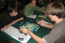 Osm desítek hráčů všech věkových kategorií dorazilo na první letošní kvalifikační turnaj ve scrabble.