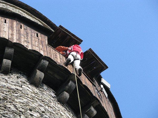 Letos poprvé se na Trúbě ve Štramberku nebude jen slaňovat.