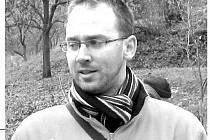 Jan Štěpánek, stavbyvedoucí firmy Termo sanace.