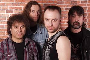 Legendární česká hudební skupina Turbo.