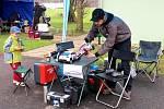 První ročník RC rally řízených modelů automobilů se uskutečnil v sobotu 20. dubna v areálu Sokolák v Suchdole nad Odrou.