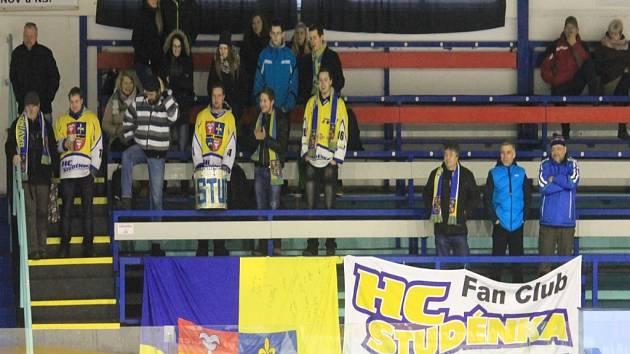 Fanoušci Studénky to na první utkání čtvrtfinále play-off nebudou mít daleko, protože vedení klubu zajistilo na první díl série proti Českému Těšínu zimní stadion v Kopřivnici.