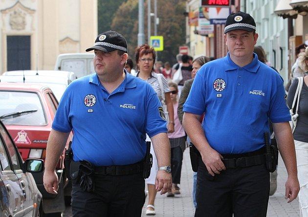 Strážníci budou již brzy hlídat oderské ulice.