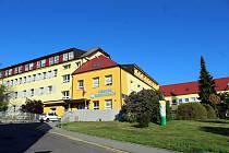 Nemocnice v Odrách.