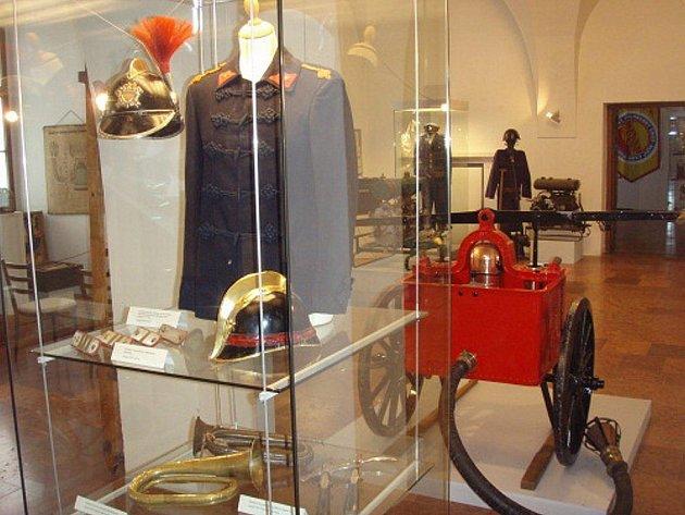Výstava hasičů přilákala více než šest tisíc návštěvníků.