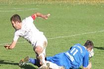 Petřvald na Moravě si připsal první domácí remízu v sezoně.