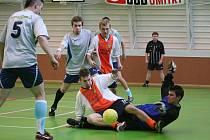 Základní část Frensport 1. okresní třídy futsalu skončila.