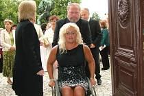 Paralympionička Lenka Kuncová potřebuje na operaci dva miliony, jinak ji hrozí  ochrnutí rukou.
