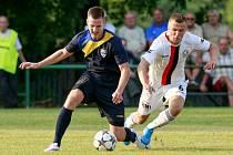 FC Heřmanice Slezská - SK Beskyd Frenštát pod Radhoštěm 0:2