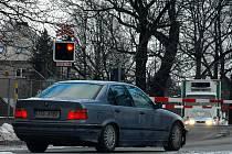 Policejní hlídky střežily v pátek téměř třicet železničních přejezdů na různých místech Moravskoslezského kraje.