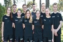 ÚSPĚŠNÝ tým novojičínské Laguny při světovém poháru v Itálii.