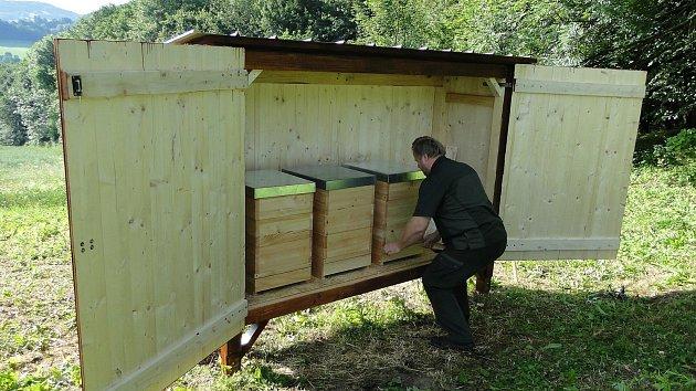 Nový domov pro 150 tisíc včel.