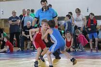 17. ročník zápasnického Memoriálu Miroslava Rešla v Novém Jičíně.