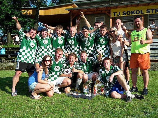 Vítěz turnaje Supertým Valašské Meziříčí.