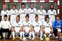 FC Jokerit Kopřivnice. Vítězové futsalového krajského přeboru v sezoně 2012/2013.