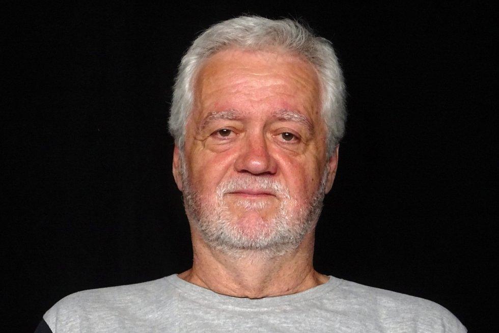 Lubomír Sázovský v roce 2019.