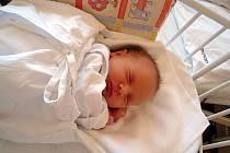 Barbora Brázdilová, Odry, nar. 28. 8. 2009, 3,15 kg, 50 cm, nemocnice Nový Jičín.